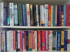 Programming bookshelf